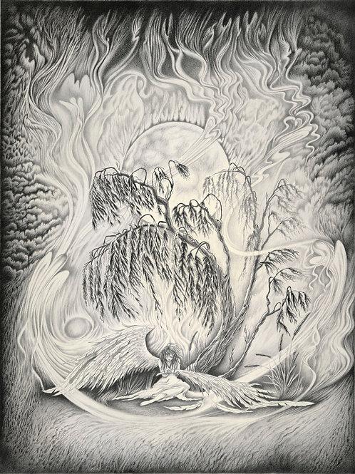 """Broken"" - Open Edition Fine  Art Prints"