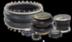hipel pnömatik otomasyon enidine air springs