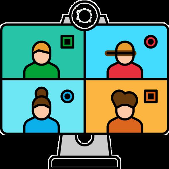 Online-Meetings moderieren (MOM-1) – Struktur und Dynamik in Online-Meetings