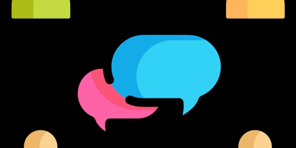 Keine Angst vor großen (Online-) Gruppen – Teil 2: Talks & Panels – ganz digital