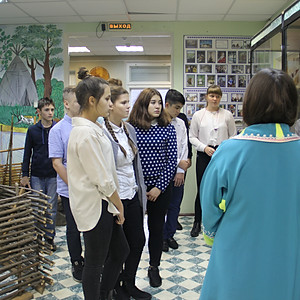 """Всероссийская акция """"День в музее для Российских кадет"""""""