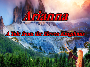Arianna - The official book launch!
