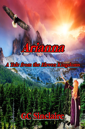 This is a picture of the book Arianna A Tale from the Eleven Kingdoms