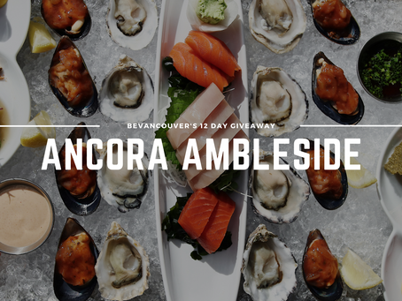 Win a $75 Gift Card to Ancora Ambleside (Giveaway) | Day 3