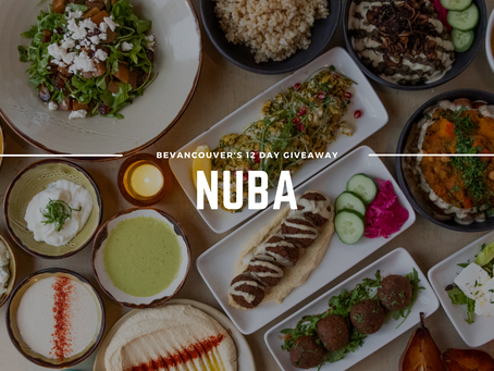 "Win ""The Works"" Meal Kit for 4 from Nuba worth $145! (Giveaway) 