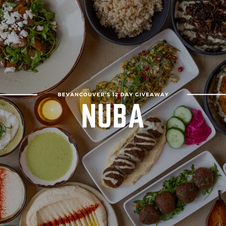 """Win """"The Works"""" Meal Kit for 4 from Nuba worth $145! (Giveaway) 