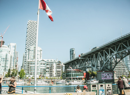 Granville Island: One of the best summer experiences during the pandemic