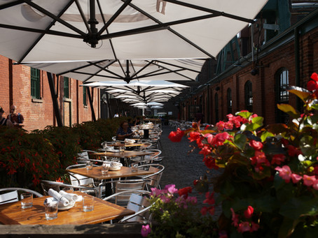 7 great temporary pop-up restaurants patios in Vancouver