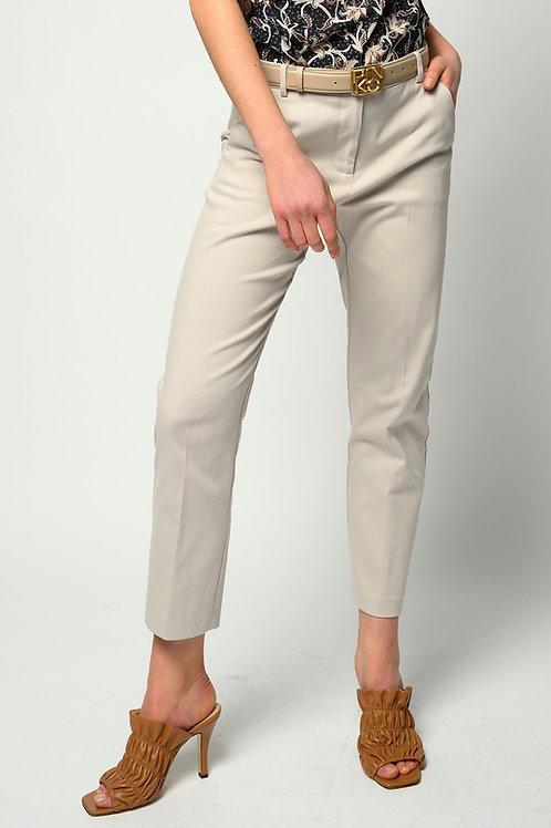 Pantalon cotton stretch
