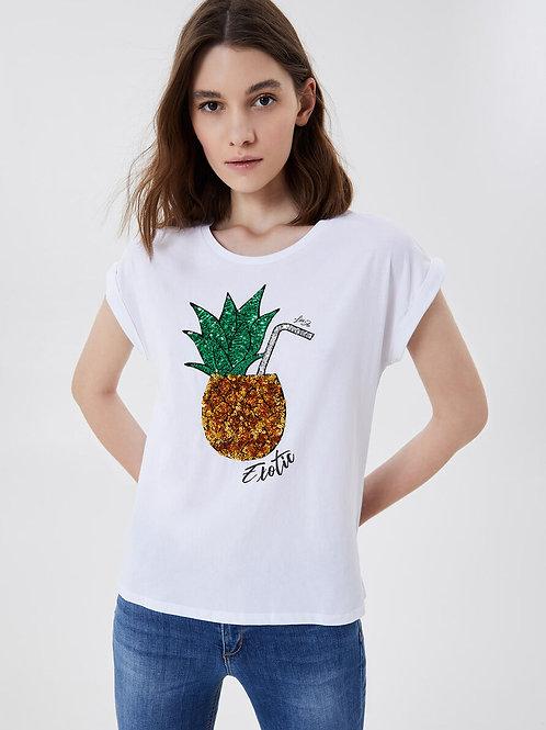 T-shirt Liujo