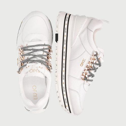 Sneakers en cuir Liujo
