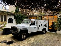 Camion Hydrocurreur