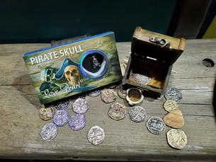 Treasures eerywhere at Salt Water Gift Shop!