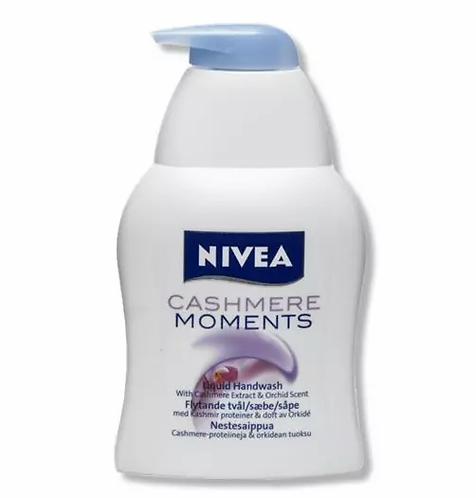 Nivea Cashmere Moments Sabonete Líquido 250ml