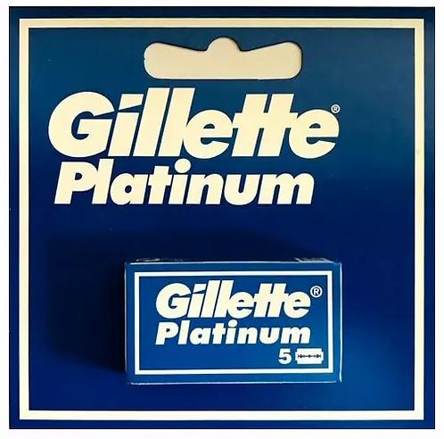 Gillette Platinium 5 PÇS
