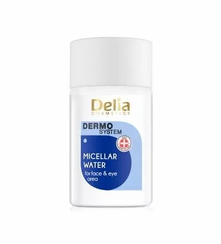Delia Dermo System Loção Remov. De Maquiagem Micelar 50ml - lindecosmetics.com