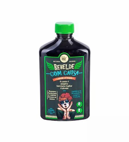 Lola Rebelde com Causa Shampoo 250ml - lindecosmetics.com