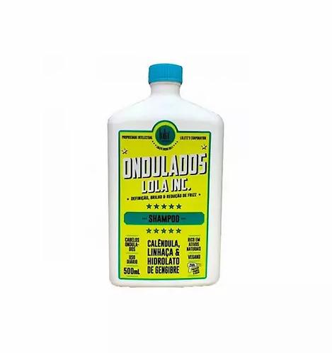 Lola Ondulados Lola Inc. Shampoo 500ml - lindecosmetics.com