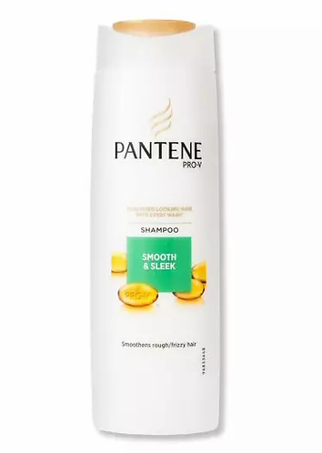 Pantene Smooth & Sleek Shampoo 400ml