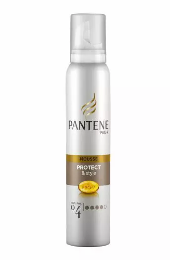 Pantene Mousse Protect & Style 200ml