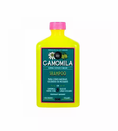 Lola Camomila Shampoo 250ml - lindecosmetics.com