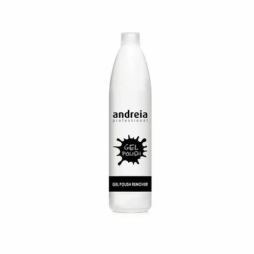 Andreia Removedor Verniz Gel 500ml - lindecosmetics.com