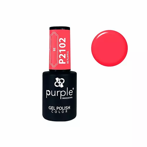 Be Playful 10ml - Purple - lindecosmetics.com