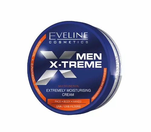 Eveline Men X-Treme Multifunções Hidrata Intensamente 200ml - lindecosmetics.com