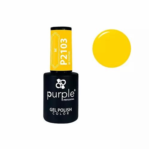 Be Positive 10ml - Purple - lindecosmetics.com
