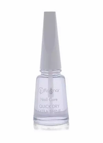 Flormar Nail Care Top Fluo 11ML - lindecosmetics.com