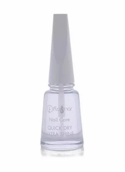 Flormar Nail Care Top Fluo 11ML - lindecosmetics.com