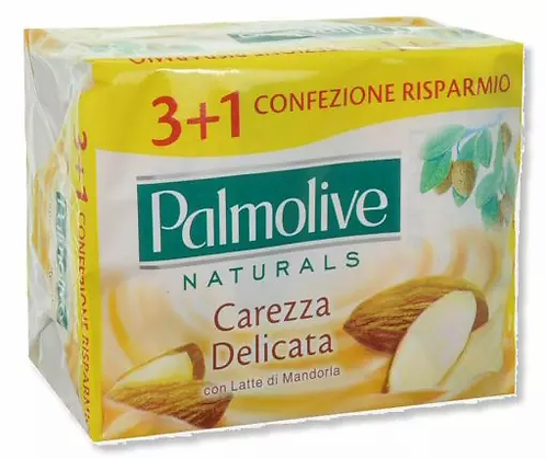 Palmolive Bianco Sabonete 90g - Pack de 4 PÇS