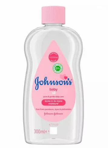 Johnson's Baby Óleo 300ml