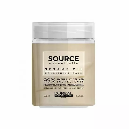 L'Oréal Professionnel Source Essentielle Nourishing Balm 500ml - lindecosmetics.com