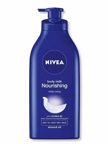 Nivea Body Milk Pele Seca 250ml