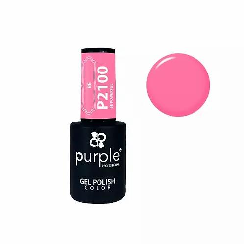 Be Powerful 10ml - Purple - lindecosmetics.com