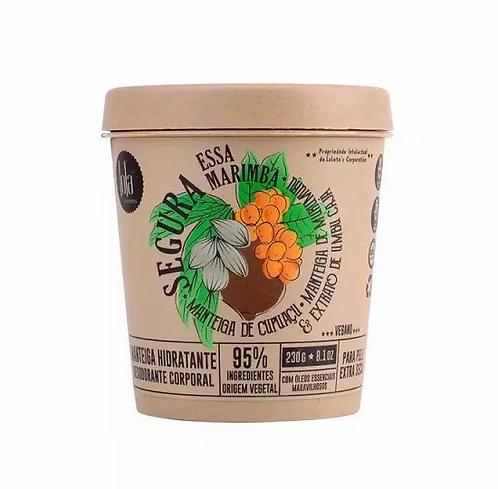 Lola Segura Essa Marimba Cupuaçu Manteiga - Pele Extra Seca 230g - lindecosmetics.com