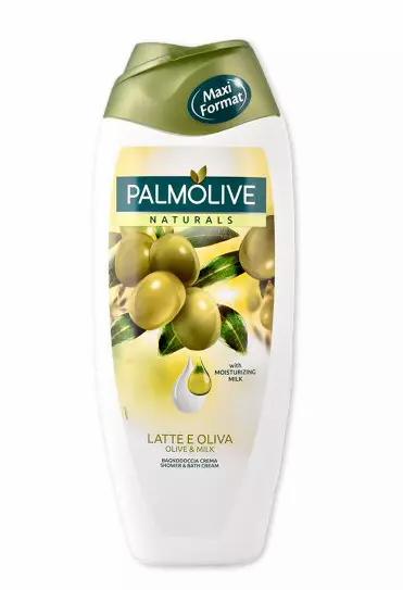 Palmolive Leite e Oliva Gel de Banho 750ml