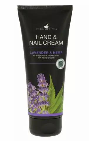 Herbamedicus Lavender & Hemp Mãos e Unhas 125ml