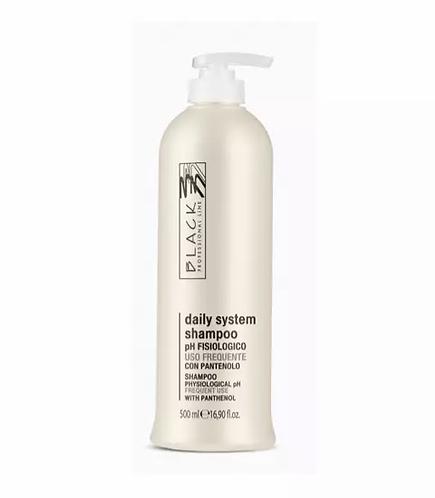 Black Professional Shampoo pH Fisiológico 500ml - lindecosmetics.com