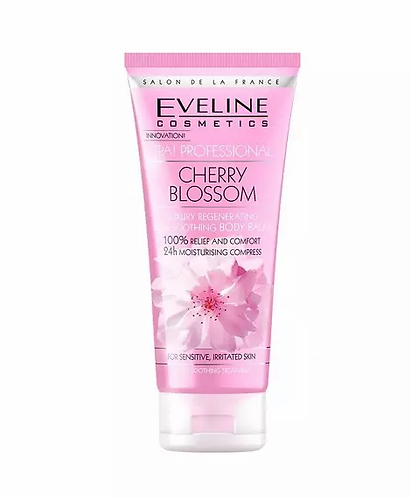Eveline Spa Luxury Body Balm Cherry Blossom 200ml - lindecosmetics.com