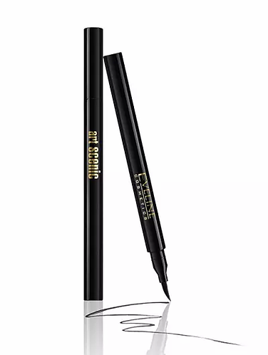 Eveline Eyeliner Art Scenic Make Up Black - lindeosmetics.com