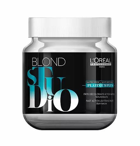 L'Oréal Professionnel Blond Studio Platinium Plus Pó Descolorante 500g - lindecosmetics.com