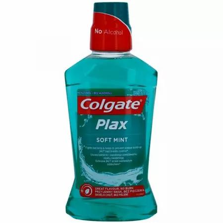 Colgate Plax Soft Mint 500ml