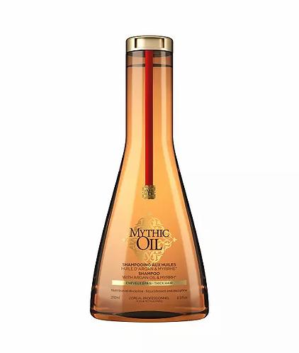 L'Oréal Mythic Oil Champô - Cabelo Espesso 250ml - lindecosmetics.com