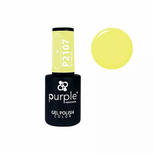 Be Awesome 10ml - Purple - lindecosmetics.com