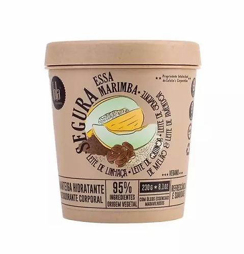 Lola Segura Essa Marimba Leite Linhaça Manteiga - Refrescância e Suavidade 230g - lindecosmetics.com