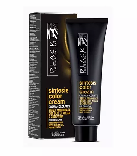 Black Professional Tinta Sintesis Color Creme 100ml - lindecosmetics.com