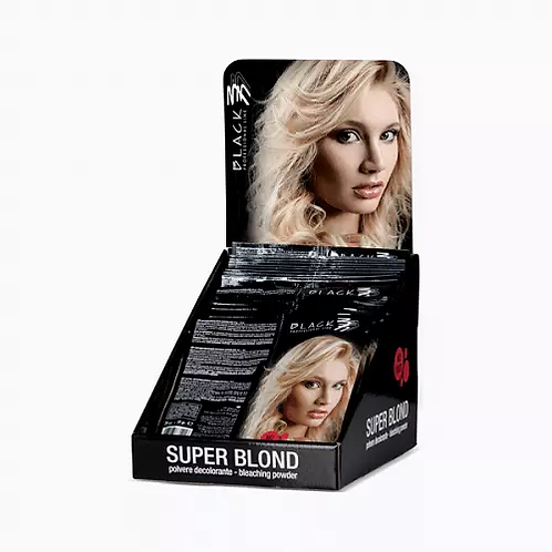 Black Professional Pó Descolorante Super Blond 30g+30g - lindecosmetics.com