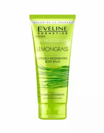 Eveline Bálsamo Corporal Regenerador Spa Body Balm Lemongrass 200ml - lindecosmetics.com